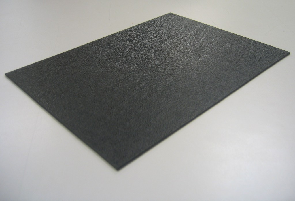 Black Pinseal 2 for thermoformed parts